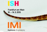 Invitatie la ISH 2015 - IMI Hydronic Engineering