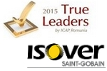 Saint-Gobain Construction Products Romania, TRUE LEADER al anului 2015