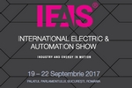 IEAS 2017 - International Electric & Automation Show - Eveniment dedicat industriei de echipamente electrice si automatizari