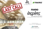"Competitia de design ""FAKRO Inspires - Space for New Visions"" a fost prelungita"