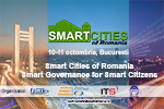 Expo-conferinta Smart Cities of Romania 2017 - Smart Governance for Smart Citizens