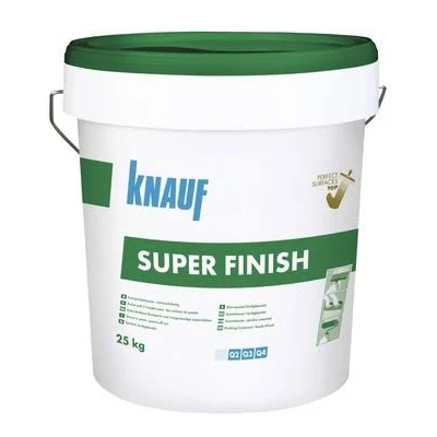 Glet gata preparat Knauf Super Finish