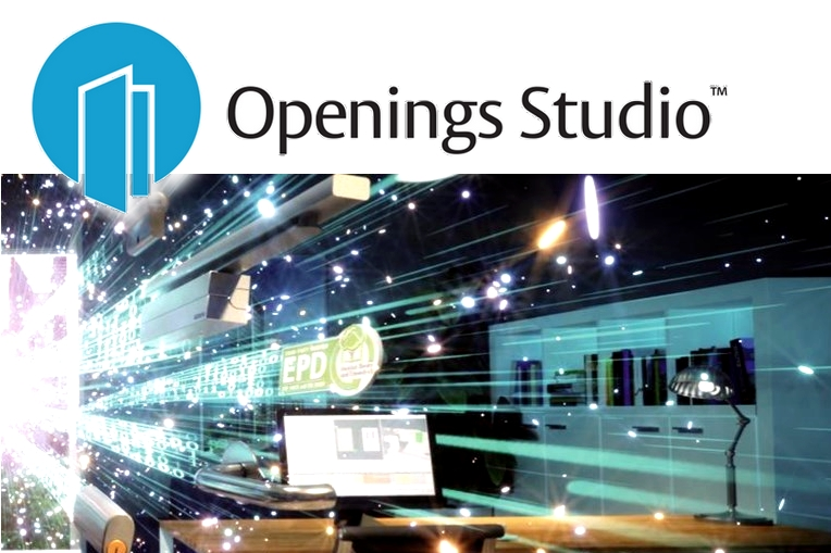 ASSA ABLOY Openings Studio™ - instrument pentru specificatii, inteligent, compatibil BIM