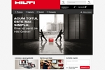 Noul website Hilti Online
