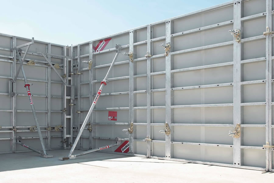 New generation of wall formwork systems StarTec XT