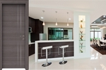 Usi de interior Porta Design gama Glass line