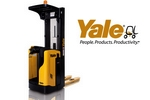 Transpaleta electrica Yale Rider Stacker MS16S