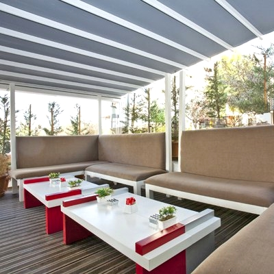 Pergola retractabila Sunlight Eva