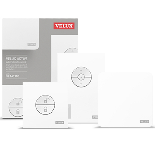 Kit de control climatic VELUX ACTIVE